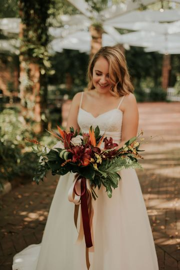 A beautiful Riverbanks wedding