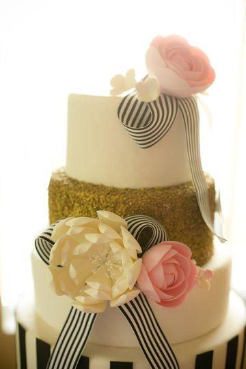 Tasty Fusion Bakery - Wedding Cake - Loomis, CA - WeddingWire