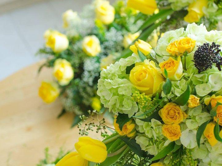 Tmx 1482435301738 Yellowflower Newark wedding florist