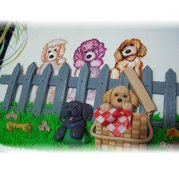 Tmx 1286686037284 Dogss La Jolla wedding cake