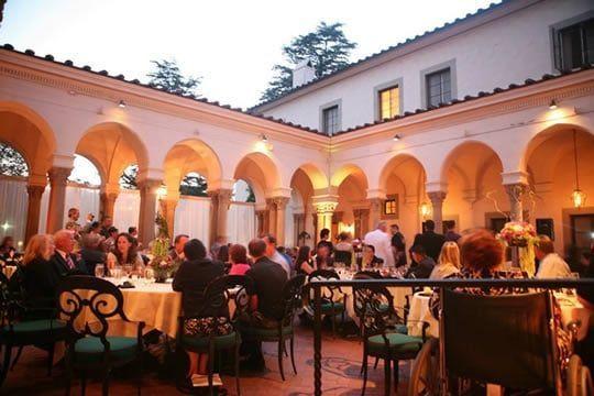 Atheneum, Pasadena, CA Wedding Reception