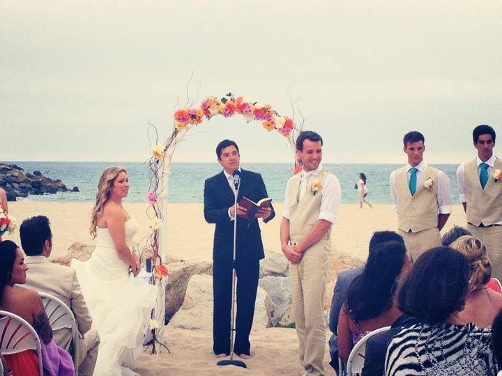 Redondo Beach Wedding Ceremony