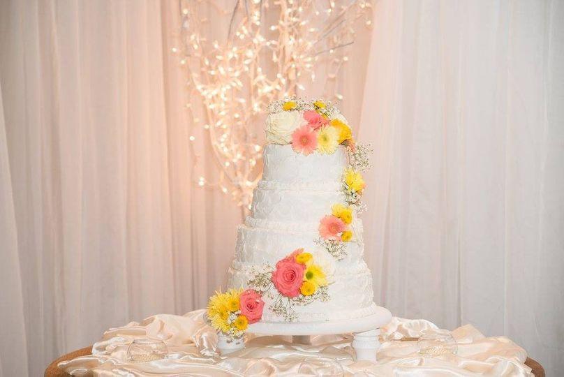 Multiple layerd cake