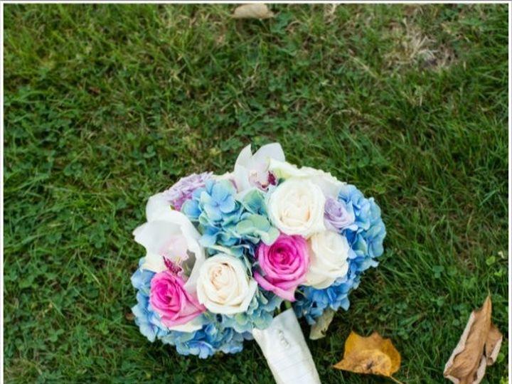 Tmx 1395073659499 Bridalbouque Woodcliff Lake wedding florist