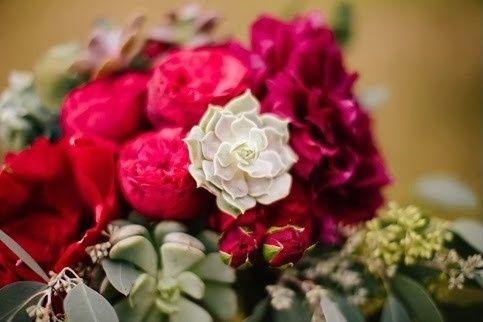 Tmx 1395102006460 Rustic Barn Wedding Chicago Suburbs Photographer00 Woodcliff Lake wedding florist