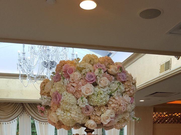 Tmx 1502410988095 Decor Galoredecor Galoreescort Card Table Arrangem Woodcliff Lake wedding florist