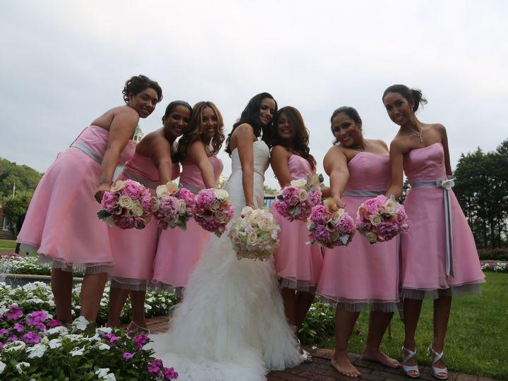Tmx 1502411120669 Decor Galoreks Photo Studiobridal Party Woodcliff Lake wedding florist