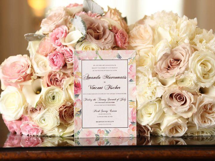 Tmx Amanda Bouquets With Invite 51 646472 Woodcliff Lake wedding florist