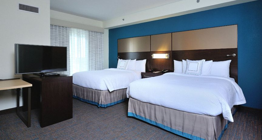 Room to spread out in one of our spacious suites!