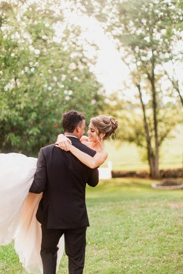 Summer Greensboro Wedding