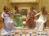 String ensembles create the perfect ambiance for ceremonial music or any occasion. (Pictured, (2)...