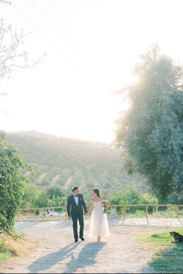 Farm Wedding in Crete