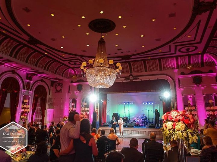 Tmx 1503436525317 Jeffersonlightingpkg Richmond, Virginia wedding eventproduction
