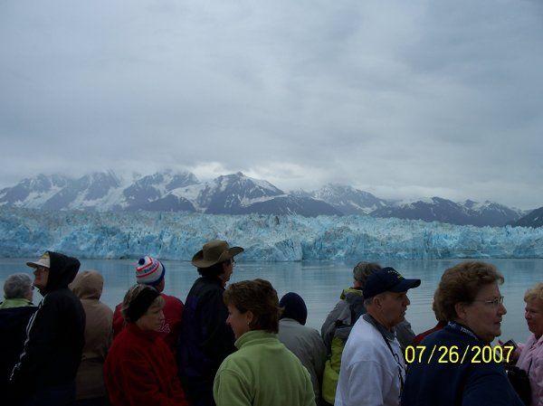 Alaska - Destination Wedding on a Glacier or a Cruise Ship