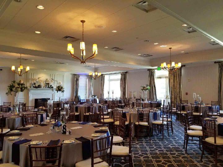 Tmx 1517621853 174127c5e6d4c906 1517621852 Dad3fcf1b15556d6 1517621850007 3 Silver   Navy Full Raleigh, NC wedding venue