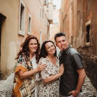 Bobbi, Courtney & Doug
