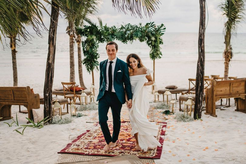 CASA MALCA, TULUM WEDDING