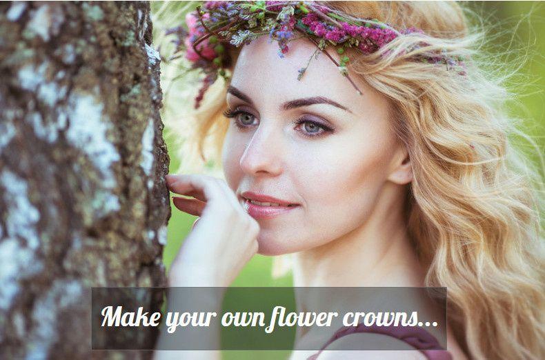 flowercrown tutorial