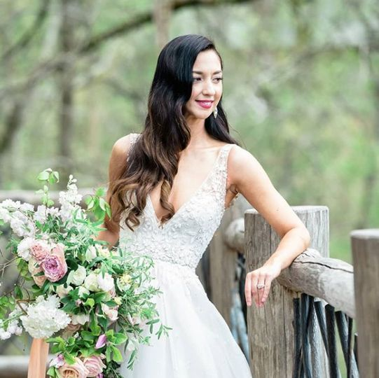 A radiant bride - Moni Lynn Images