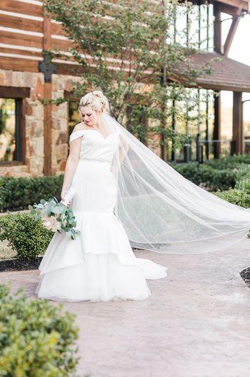 A flowing veil - Moni Lynn Images