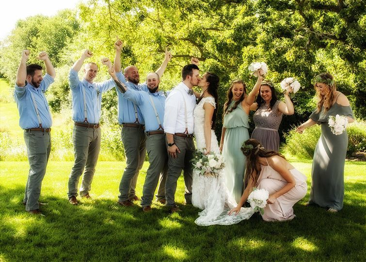The Crazy Bridal Party