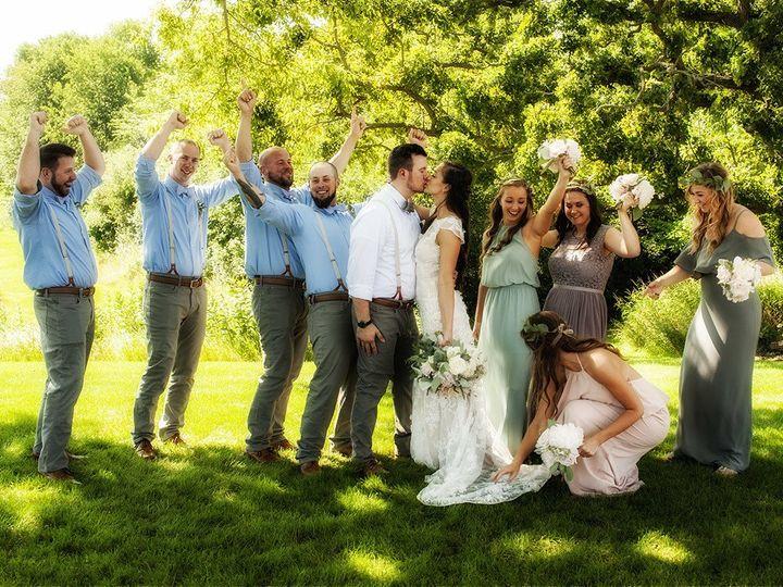 Tmx 1505246123408 Bridal Party2 Lake Geneva, WI wedding photography