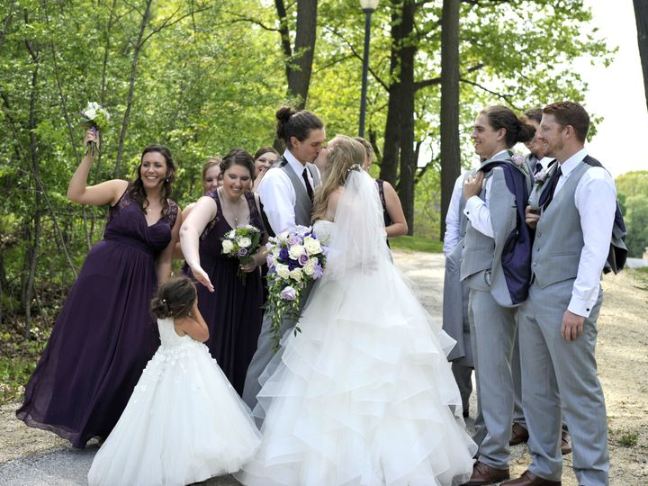 Tmx 1505853891414 The Forbbiden Kiss Lake Geneva, WI wedding photography