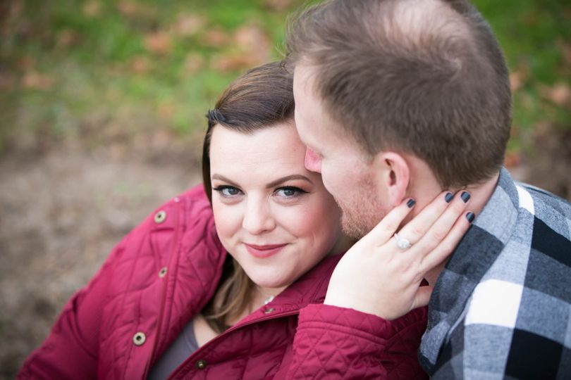 omaha engagement photographer lindsey george photo