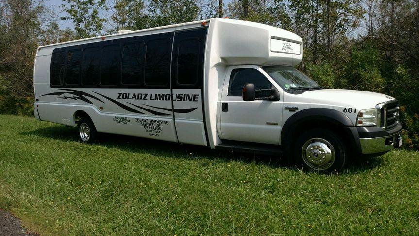 20 passenger coach
