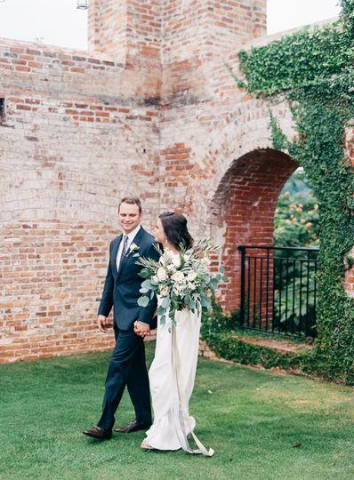 southern wedding photos 1