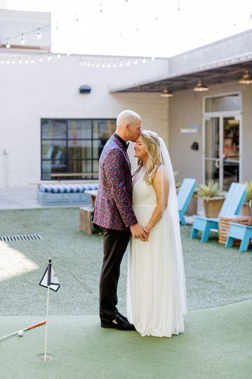 Optimist atlanta wedding