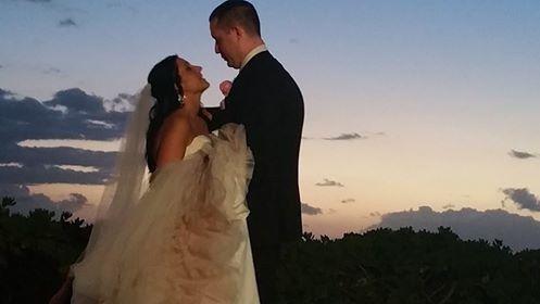 sunset bride and groom 5 16 2015 maui hawaii