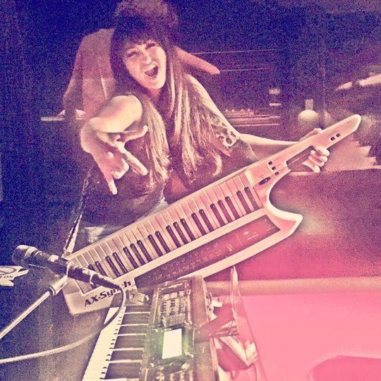 Keytar performance