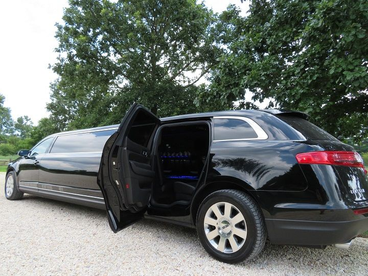 Limos with beautiful amenities