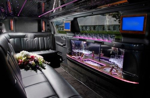 Limousine Interior & 5th Door