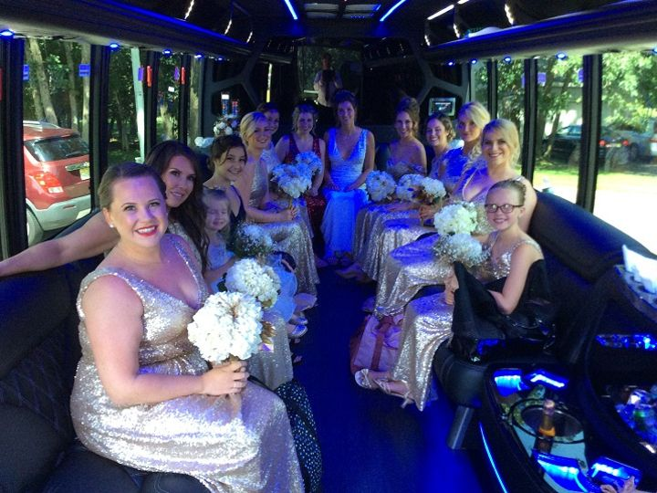 Tmx 22 Passenger Keller Bridesmaids Inside 720x540 51 106572 160488382941697 Freehold, NJ wedding transportation
