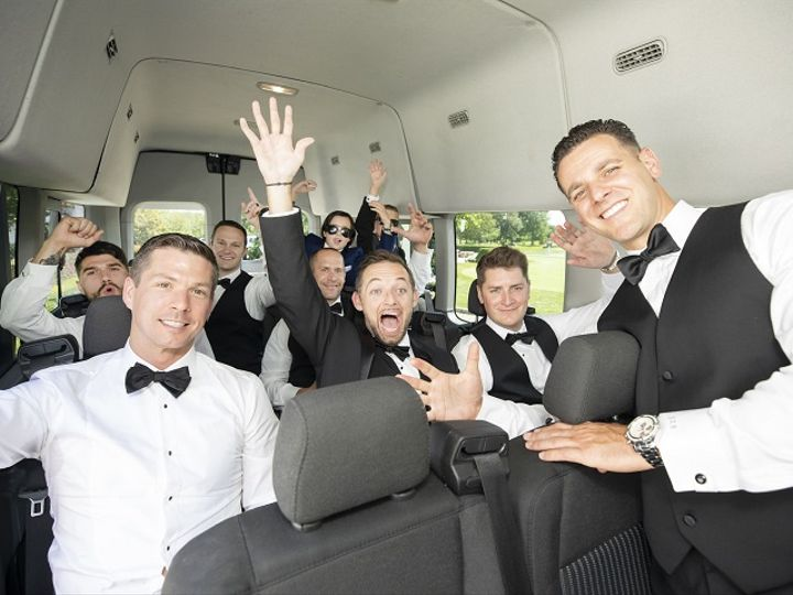 Tmx Van Keller Groomsmen 51 106572 160488364389783 Freehold, NJ wedding transportation