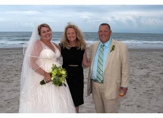Tmx 1413835586524 Lisa Pete And Chris Toms River, New Jersey wedding officiant