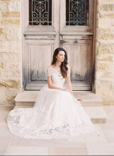 Mia Bridal Gown