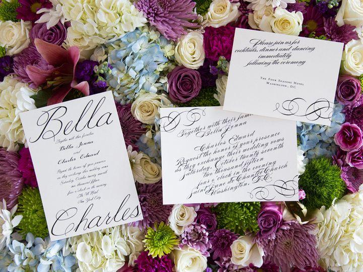 Tmx 1426692386204 1 960px Silver Spring wedding invitation