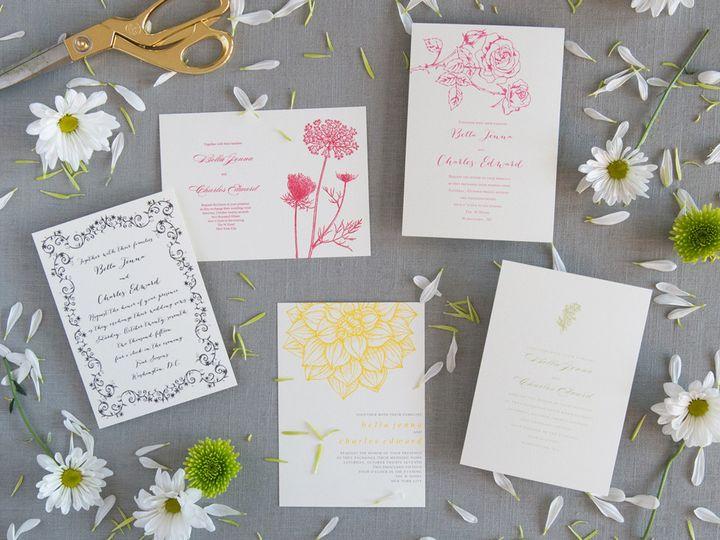 Tmx 1426692706078 5 960px Silver Spring wedding invitation