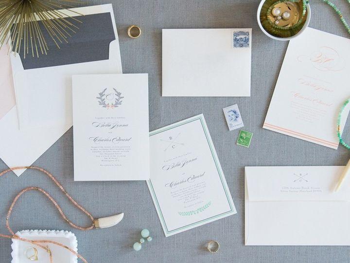 Tmx 1426692810505 8 960px Silver Spring wedding invitation