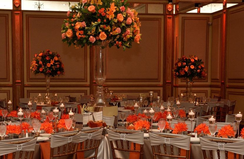 New York Wedding Reception