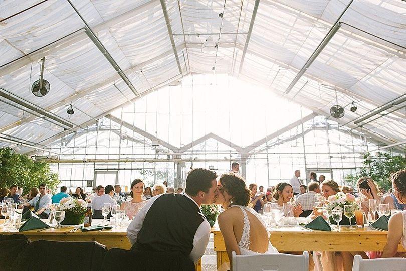 Msu horticulture wedding
