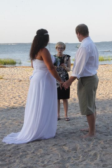 Seaside wedding experiences