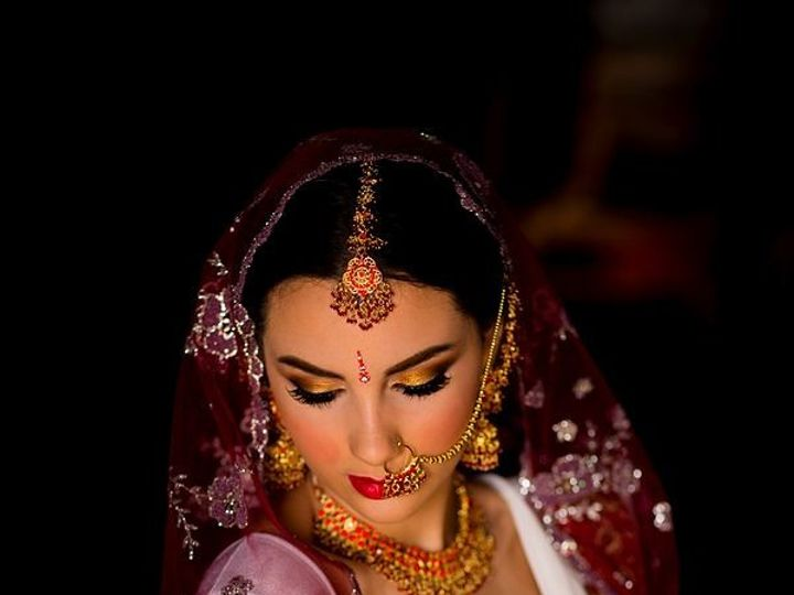 Tmx 1459567848295 Ceviche Indian Bride 7c Jf Nodarse Photography 104 Orlando, FL wedding beauty