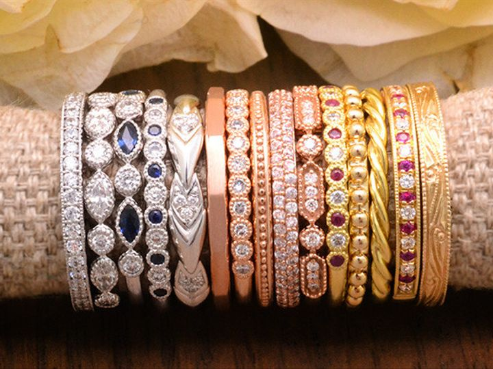 Tmx 1467828756898 Stackables2 Dallas, TX wedding jewelry