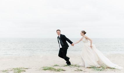 The wedding of Sara and George