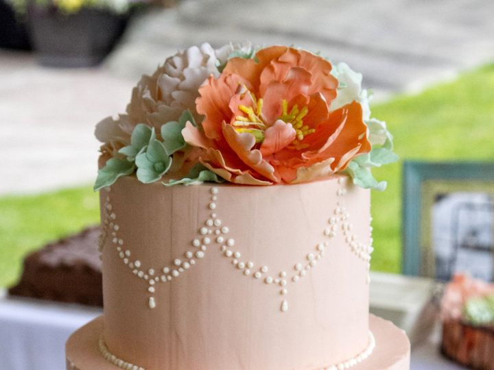 Tmx 1419893217495 Bowman1 Snohomish wedding cake