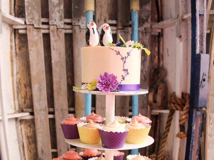 Tmx 1419893377775 Rist Snohomish wedding cake